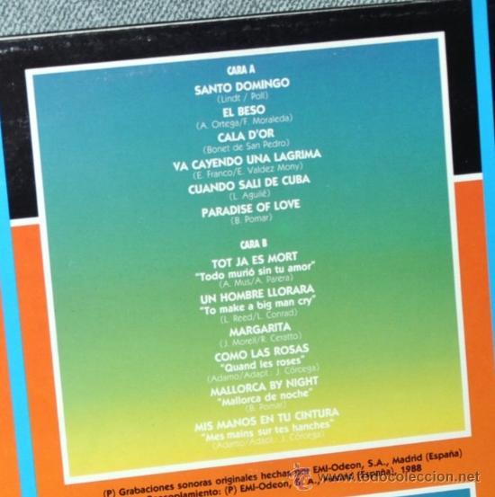 Discos de vinilo: DETALLE 2 - Foto 3 - 29359201