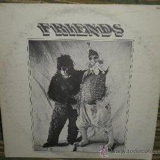 Discos de vinilo: FRIENDS LP - VARIOUS ARTIST A&M RECORDS - ORIGINAL U.S.A. - A&M RECORDS 1970 -. Lote 29374353
