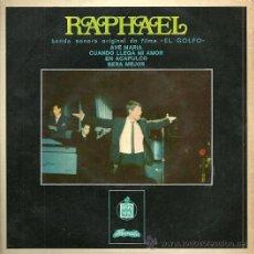 Discos de vinil: RAPHAEL EP SELLO ALVORADA EDITADO EN PORTUGAL. Lote 29379633