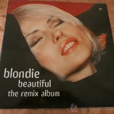 Discos de vinilo: LP.DOBLE. BLONDIE - BEAUTIFUL REMIX ALBUM. Lote 29388603