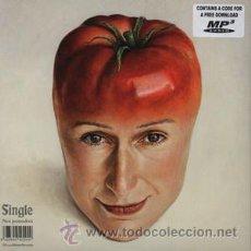 Discos de vinilo: SINGLE SINGLE NOI POMODORI VINILO + DESCARGA MP3 LE MANS. Lote 29398603
