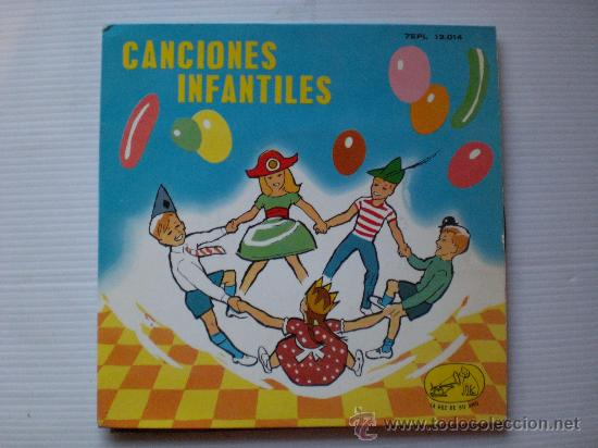 CORO NIÑAS Y ORQUESTA, CANCIONES INFANTILES EP EMI 1983, NUEVO (Música - Discos de Vinilo - EPs - Música Infantil)
