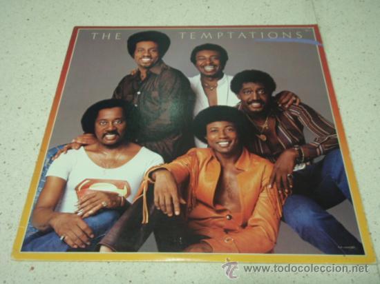 THE TEMPTATIONS ' THE TEMPTATIONS ' LOS ANGELES-USA 1981 LP33 MOTOWN RECORDS (Música - Discos - LP Vinilo - Funk, Soul y Black Music)