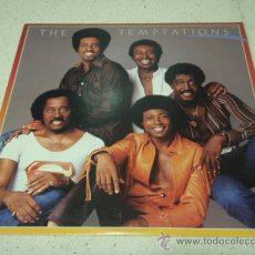 Discos de vinilo: THE TEMPTATIONS ' THE TEMPTATIONS ' LOS ANGELES-USA 1981 LP33 MOTOWN RECORDS. Lote 29407812