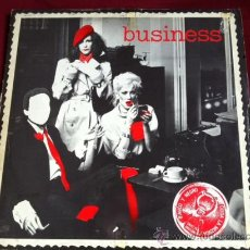 Discos de vinilo: BUSINESS - PRETTY FACE . MAXI SINGLE . BLANCO Y NEGRO 1983. Lote 29419465