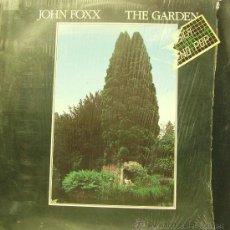 Discos de vinilo: JOHN FOXX-THE GARDEN LP 1981 SPAIN. Lote 29421123