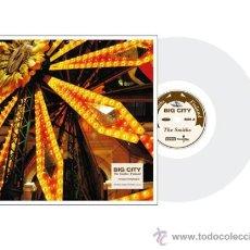 Discos de vinilo: SINGLE BIG CITY THE SMITHS VINILO ZARAGOZA. Lote 29422504