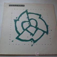 Discos de vinilo: SIMPLE MINDS, SIGN O THE TIMES +3 MAXI EP. VIRGIN SPAIN 1989, EXCELENTE ESTADO. Lote 29422720