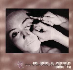 LOS CHICOS DE PROVINCIAS SOMOS ASI - MINI LP / MAXI SINGLE - RAREZA - MAS BIRRAS - PROSCRITOS-1985 (Música - Discos de Vinilo - Maxi Singles - Grupos Españoles de los 90 a la actualidad)