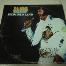 Discos de vinilo: ELVIS PRESLEY ' PROMISED LAND ' USA - 1975 LP33 RCA RECORDS. Lote 29427006