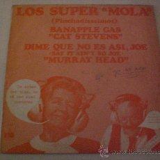 Discos de vinilo: MINI LP. PROMOCIONAL BAD COMPANY Y OTROS. RARO EDIC. ESPAÑA, EXCELENTE ESTADO. Lote 29427311