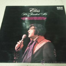 Discos de vinilo: ELVIS PRESLEY ( HE TOUCHED ME ) USA 1972 - GERMANY LP33 RCA RECORDS. Lote 29428982