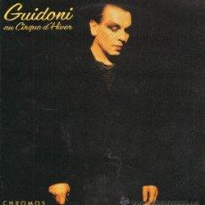 Discos de vinilo: JEAN GUIDONI - AU CIRQUE D'HIVER - LP 1986 - . Lote 29435362