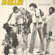 Discos de vinilo: WILLIAM SHELLER - J'SUIS PAS BIEN - LP 1981. Lote 29435796