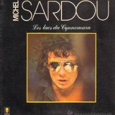 Discos de vinilo: MICHEL SARDOU - LES DACS DU CONNEMARA - LP 1981 - PORTADA DOBLE. Lote 29435847