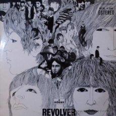 Discos de vinilo: THE BEATLES, REVOLVER, 2ª EDICION DE ESPAÑA, ESTEREO. Lote 29439998