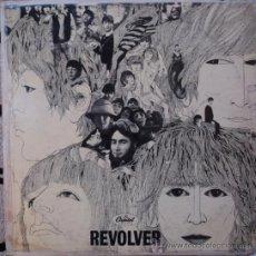 Discos de vinilo: THE BEATLES, REVOLVER, 1ª EDICIÓN CAPITOL DE MEXICO. Lote 29440037