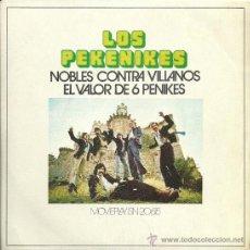 Discos de vinilo: LOS PEKENIQUES SINGLE SELLO MOVIEPLAY AÑO 1971 EDICCIÓN ESPAÑOLA.. Lote 29429771