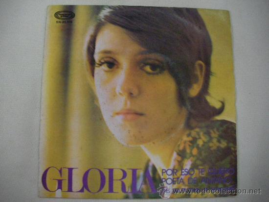 SINGLE GLORIA (Música - Discos - Singles Vinilo - Otros estilos)