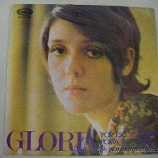 Discos de vinilo: SINGLE GLORIA. Lote 29438207