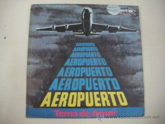 SINGLE AEROPUERTO (Música - Discos - Singles Vinilo - Otros estilos)