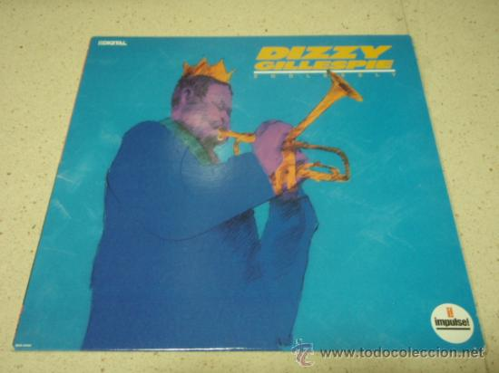 DIZZY GILLESPIE ' ENDLESSLY ' THIS ALBUM IS DEDICATED TO MRS LORRAINE GILLESPIE CANADA 1988 (Música - Discos - LP Vinilo - Jazz, Jazz-Rock, Blues y R&B)