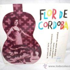 Discos de vinilo: FLOR DE CORDOBA-EP-LA LUNA Y EL TORO+3. Lote 29442768