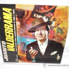 Discos de vinilo: JUANITO VALDERRAMA-EP-LA HIJA DE JUAN SIMON+3. Lote 29443137