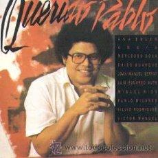 Discos de vinilo: LOTE PABLO MILANES - ANIVERSARIOS + QUERIDO PABLO 2LP - Y CARPETAS IMPECABLES. Lote 29443940