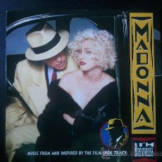 Discos de vinilo: MADONNA - I´M BREATHLESS - BY THE FILM DICK TRACY - MAXI - VINILO - WARNER - 1990. Lote 29453396