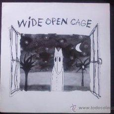 Discos de vinilo: WIDE OPEN CAGE - ROAMING THROUGH GRANDE GARABAGNE - LP - EXPRESSILLON - 2003. Lote 29455195