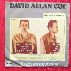 Discos de vinilo: DAVID ALLAN COE. Lote 270674083
