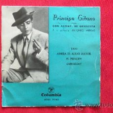 Discos de vinilo: PRINCIPE GITANO. Lote 29526216