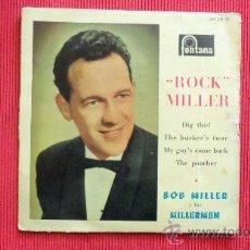 Discos de vinilo: BOB MILLER Y LOS MILLERMEN - DISCO DIFICIL DE ENCONTRAR. Lote 29527780