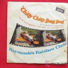 Discos de vinilo: RAYMONDE´S RAINBOW CHOIR. Lote 29530539