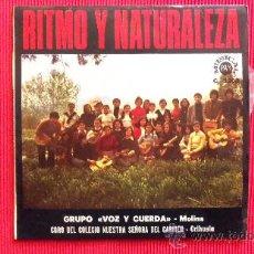 Discos de vinilo: CORO DEL COLEGIO NUESTRA SEÑORA DEL CARMEN - ORIHUELA. Lote 29531819