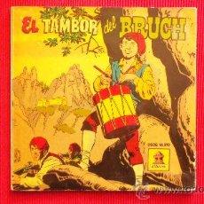 Discos de vinilo: EL TAMBOR DEL BRUCH -. Lote 29533129