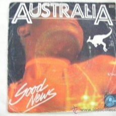 Discos de vinilo: SINGLE AUSTRALIA. Lote 29450645