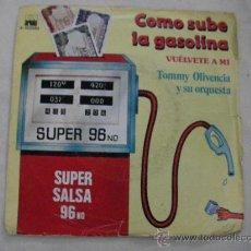 Discos de vinilo: SINGLE TOMMY OLIVENCIA Y SU ORQUESTA. Lote 29450991
