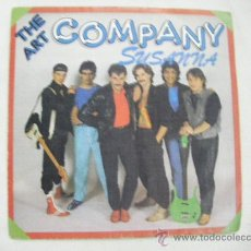 Discos de vinilo: SINGLE COMPANY THE ART. Lote 29451200