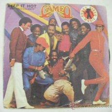 Discos de vinilo: SINGLE CAMEO. Lote 29451236