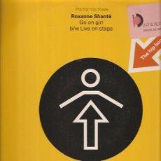 Disques de vinyle: ROXANNE SHANTE. Lote 30701908