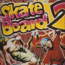 Discos de vinilo: SKATE BOARD 2. Lote 29454837