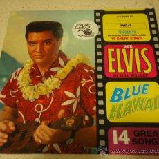 Discos de vinilo: ELVIS PRESLEY ' BLUE HAWAII ' GERMANY - 1971 LP33 RCA RECORDS. Lote 29459842
