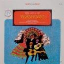 Discos de vinilo: THE SOUL OF FLAMENCO - EDITADO EN EE.UU - PEPA REYES, ÁNGEL MANCHEÑO, MANOLO LEYVA. Lote 54146225