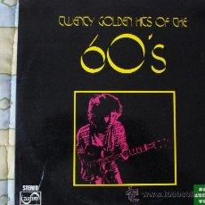 Discos de vinilo: TWENTY GOLDEN HITS OF THE 60´S - SHE LOVES TOU , DO YOU WANT TO KOW A SECRET, SASTISFACTION, ETC.. Lote 29473313