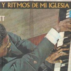 Discos de vinilo: LP LOU BENNET - ECOS Y RITMOS DE MI IGLESIA (+ 1 EP DE REGALO). Lote 29476458