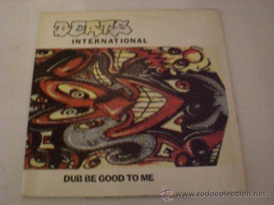 BEATS INTERN DUB BE GOOD TO ME, VERS. REGGAE/SKA, POLYGRAN ESPAÑA 1990 (Música - Discos - LP Vinilo - Reggae - Ska)