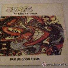 Discos de vinilo: BEATS INTERN DUB BE GOOD TO ME, VERS. REGGAE/SKA, POLYGRAN ESPAÑA 1990. Lote 29477564