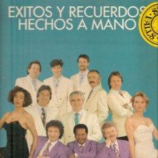Discos de vinilo: LP ALCATRAZ, LA ORQUESTA: CANTAN PHILL GRIM, MICHELLE GRIMES Y ALFREDO MAHIQUES . Lote 29479729